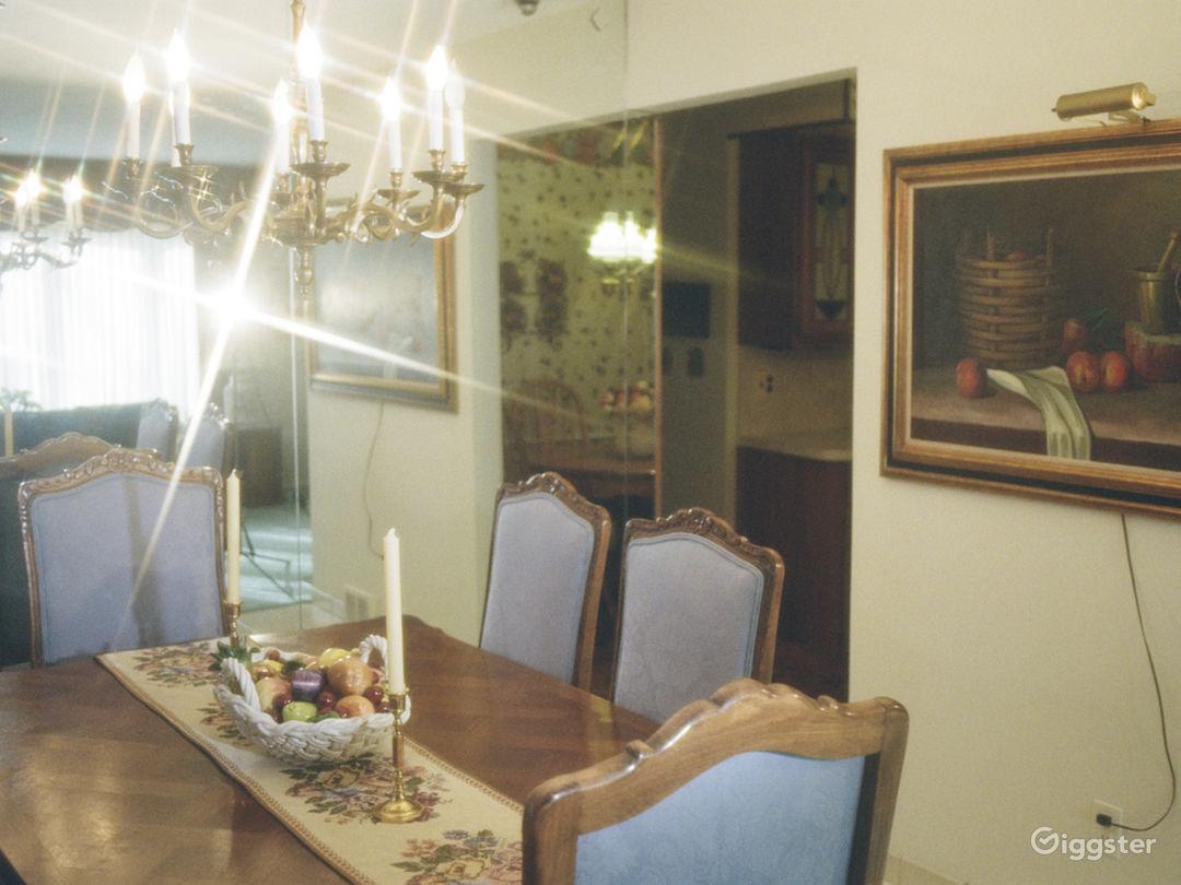 Unrenovated 70s Home- Wallpaper, Carpet & Paneling Photo 5