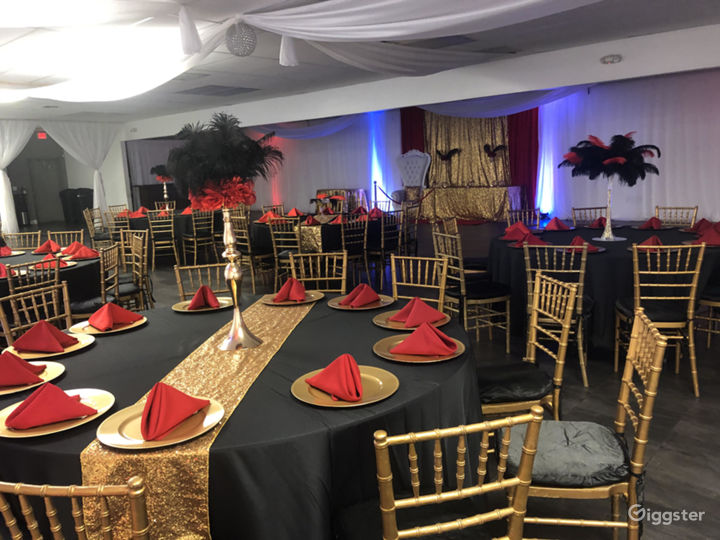 Glorious Banquet Hall Hollywood Photo 5
