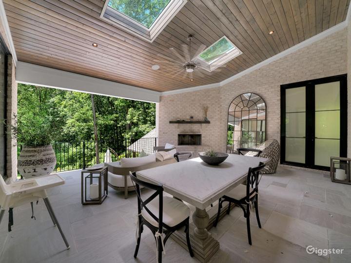 Atlanta outstanding transitional home Photo 2