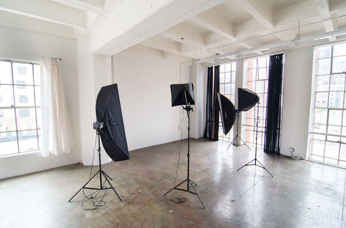 Beautiful photography studio pictures