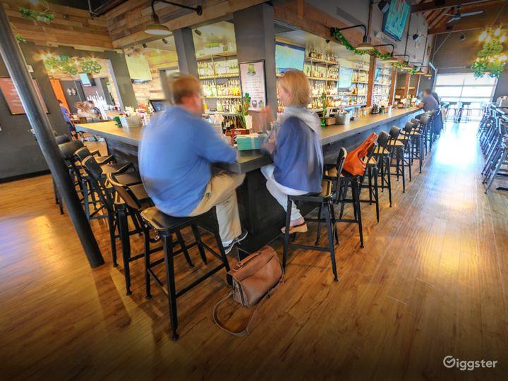 A Cozy Bar Area for Small parties in Atlanta Photo 4