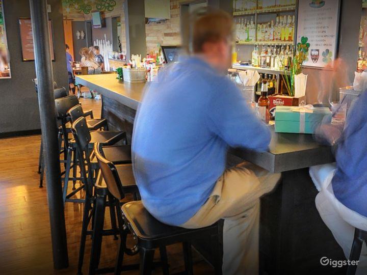 A Cozy Bar Area for Small parties in Atlanta Photo 3