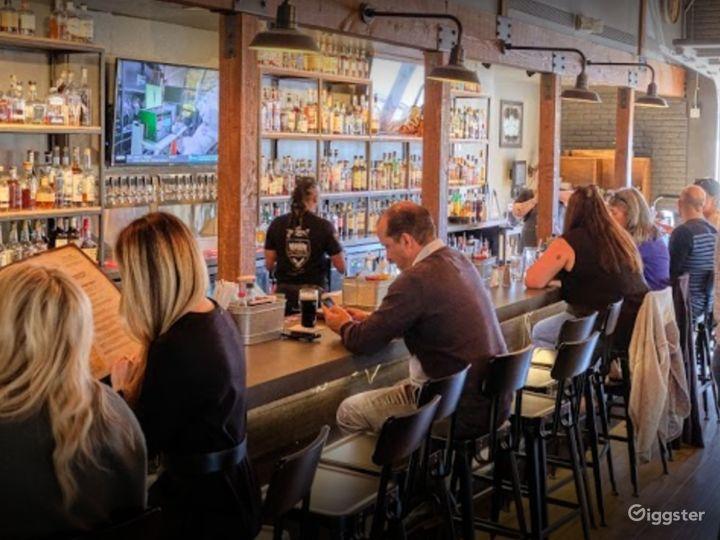 A Cozy Bar Area for Small parties in Atlanta Photo 5