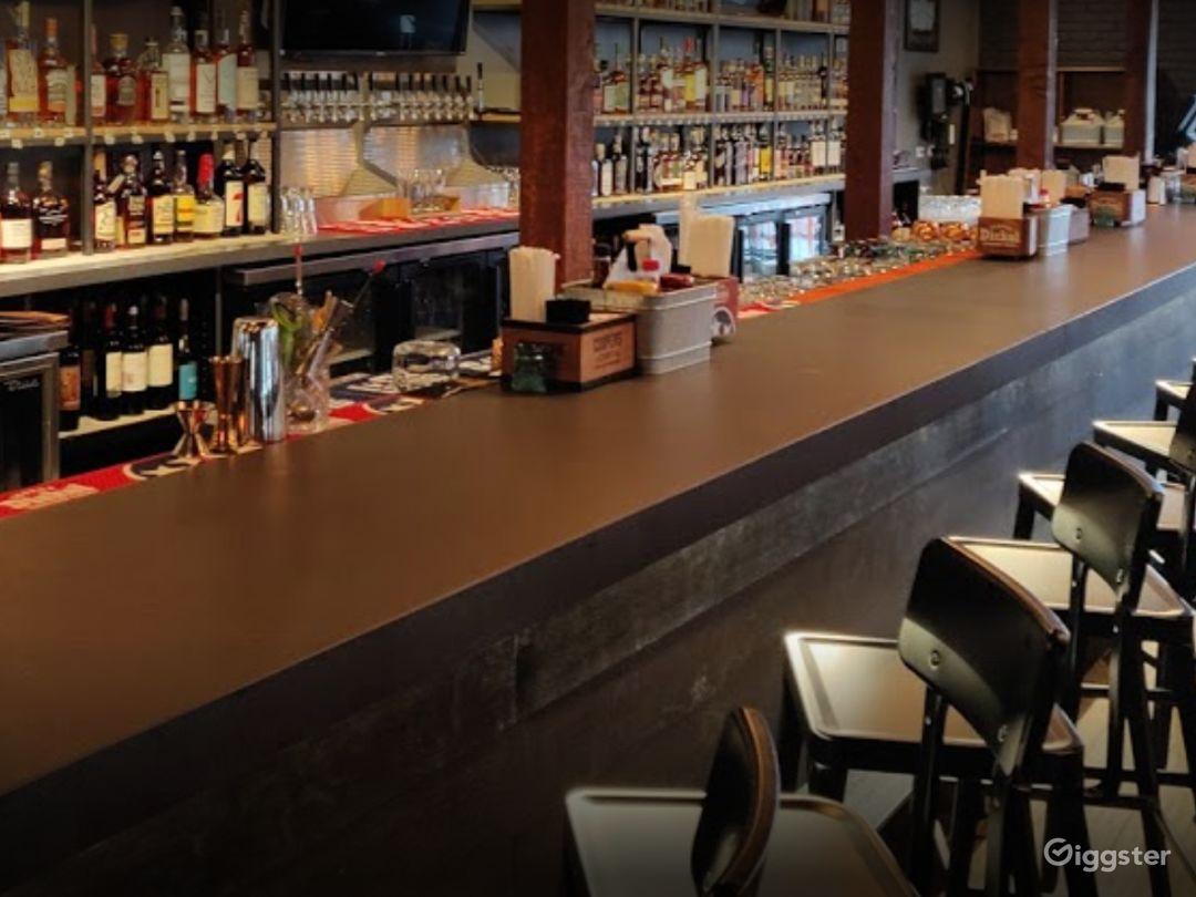 A Cozy Bar Area for Small parties in Atlanta Photo 1