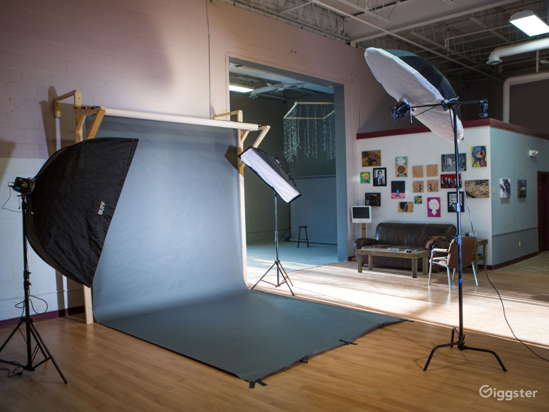 Expansive Video and Photography Studio  Photo 1