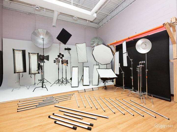 Expansive Video and Photography Studio  Photo 2