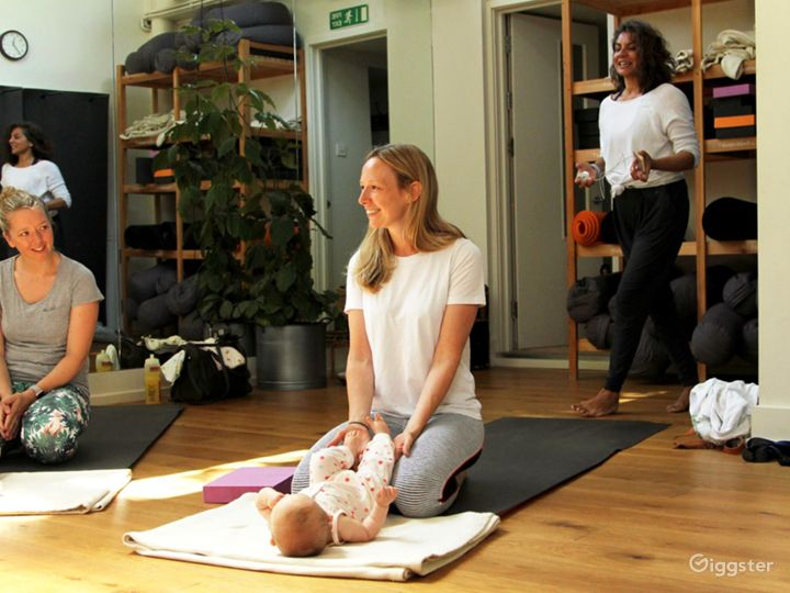 A Relaxing Meditation Studio in London Photo 3