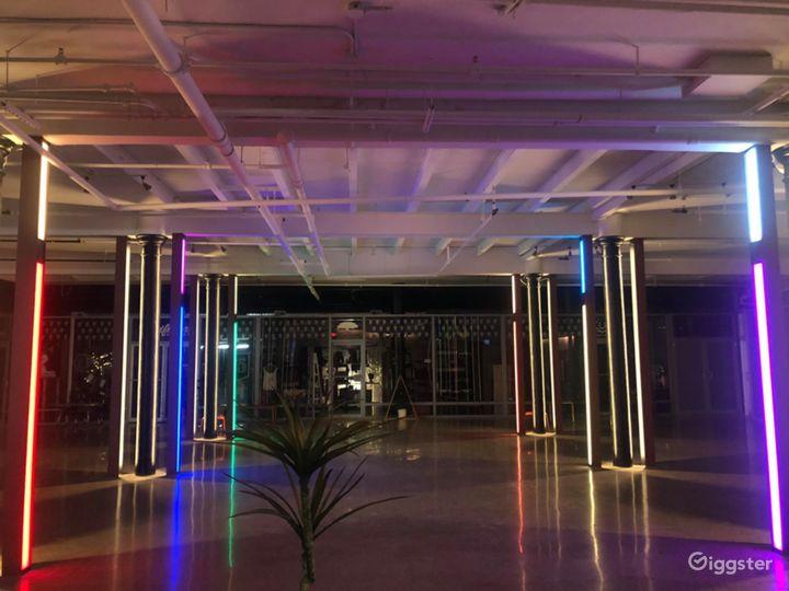 Underground Indie Shopping + Creative Venue