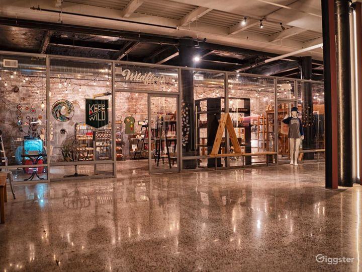 Underground Indie Shopping + Creative Venue Photo 5