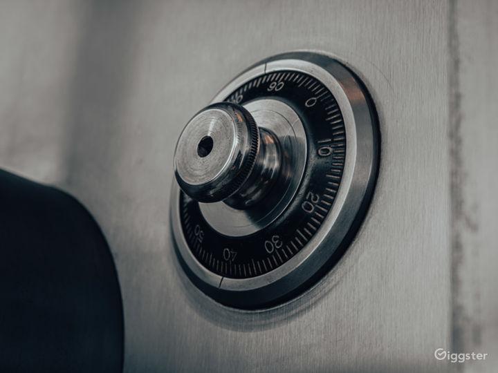 Bank Spy Vault Photo 4