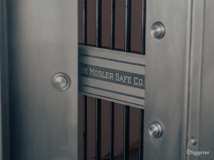 Bank Spy Vault Photo 3