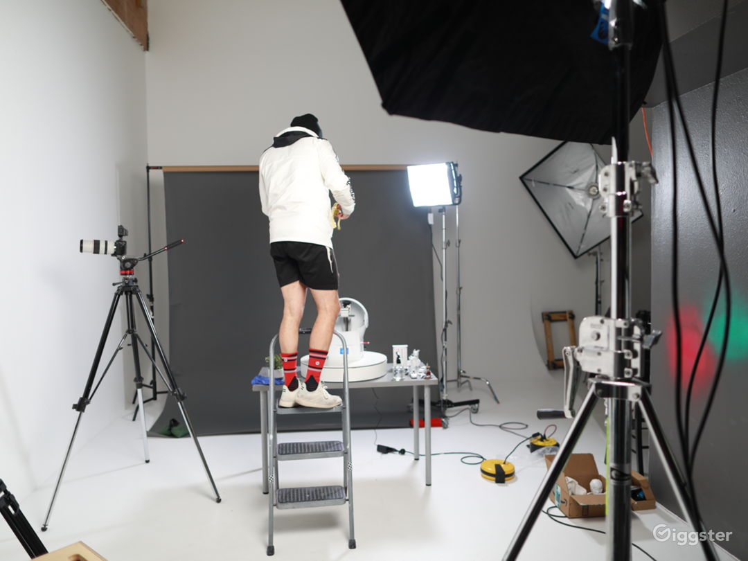Photo and Video rental shoot