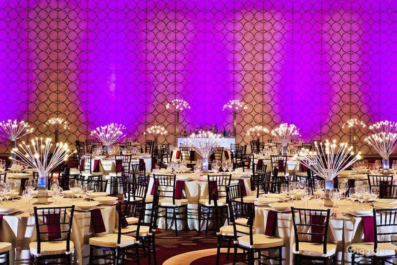 Stunning Ballroom in LA Photo 1