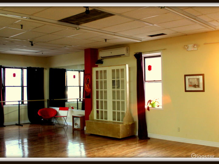 Custom 1000 sq ft Ballroom Dance Studio in Queens Photo 2
