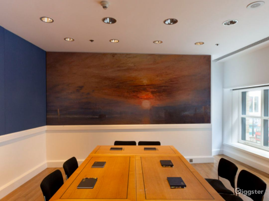 Turner Meeting Room in The National Gallery, London Photo 1