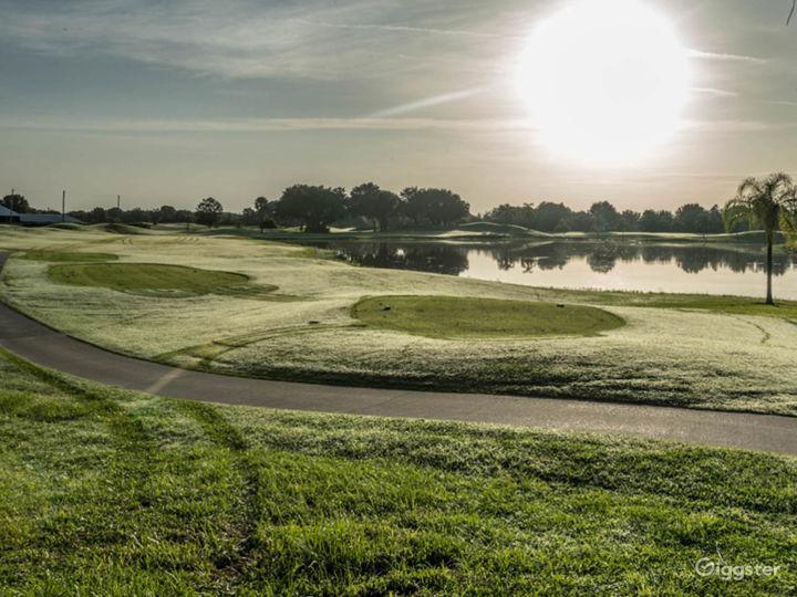 A beautiful morning start