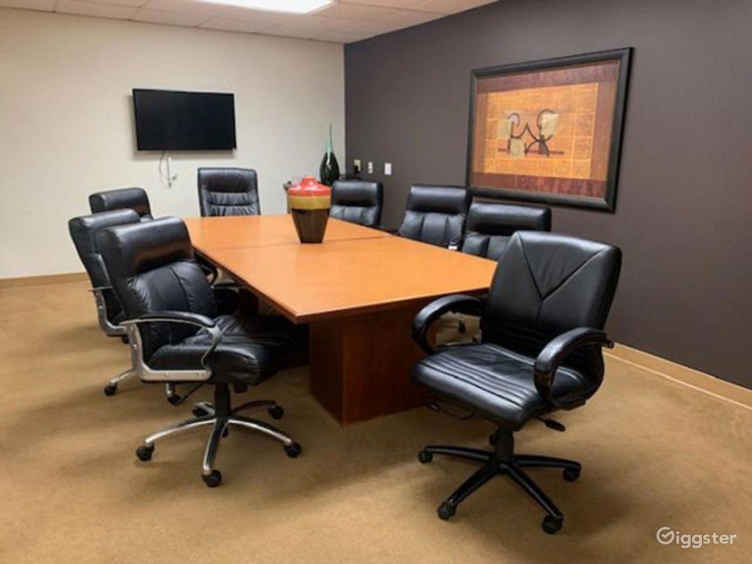Spacious Conference Room in La Mirada Photo 1