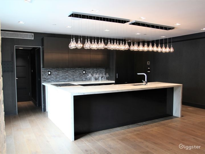 Bright Designer Loft with Staging Kitchen in LES Photo 4