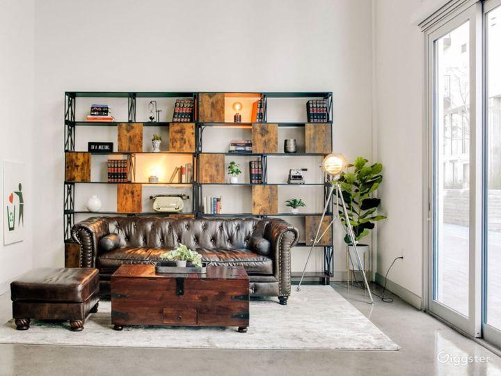 Versatile creative loft w/ movable backdrop/cyc Photo 3
