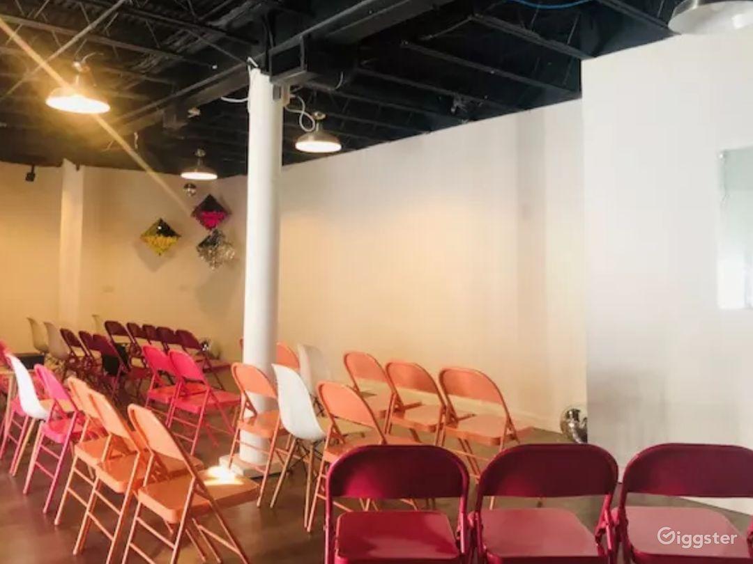 East Austin / Downtown Creative Industrial Studio Photo 1