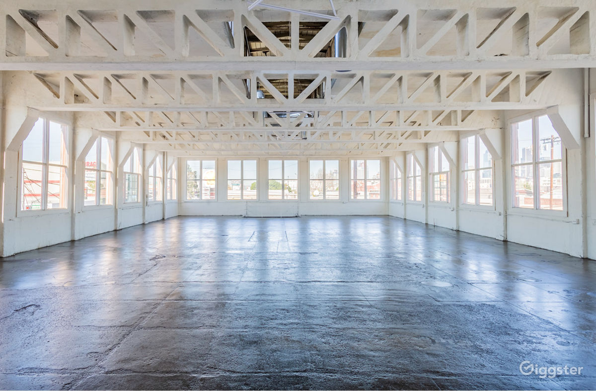 Rent The Event E Warehouse Commercial New York Style Loft With Central