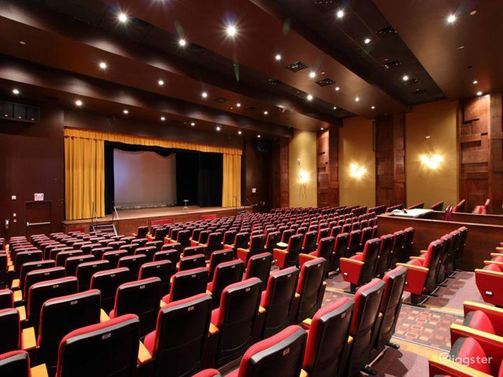 The World Class Auditorium  Photo 5