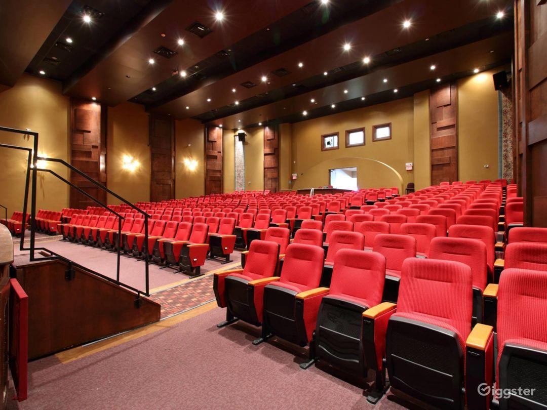 The World Class Auditorium  Photo 1