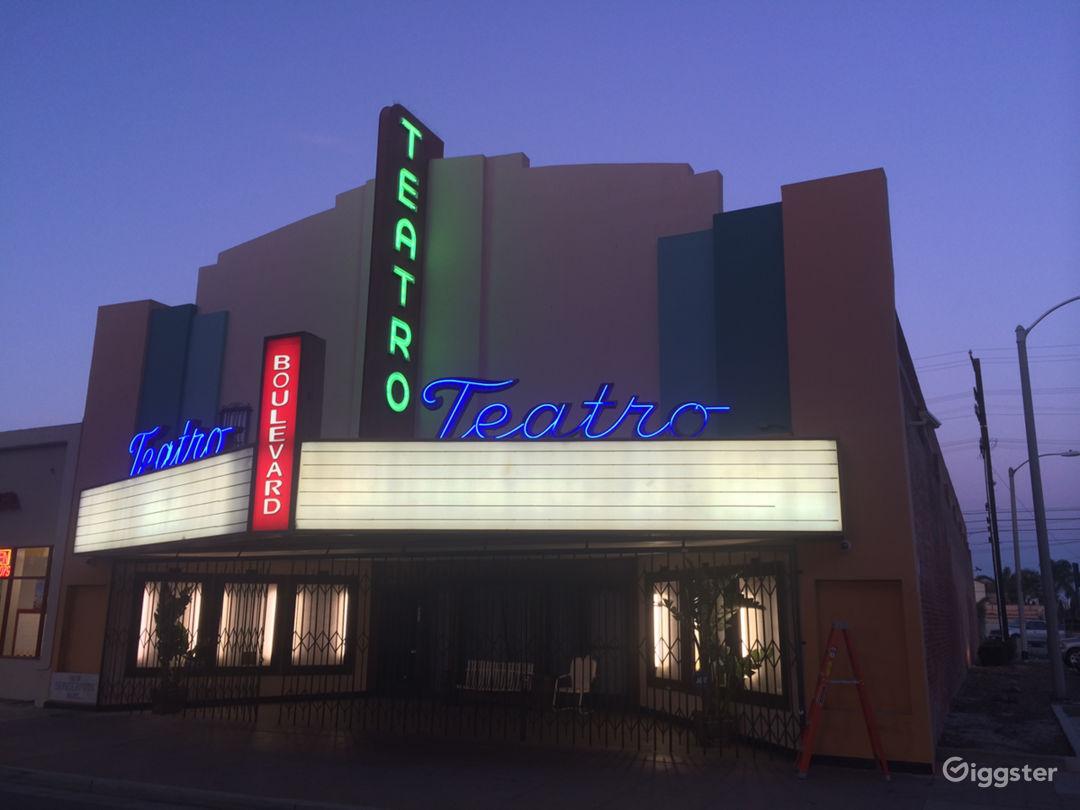 Historic Old Movie Theater & Music Studio Photo 1