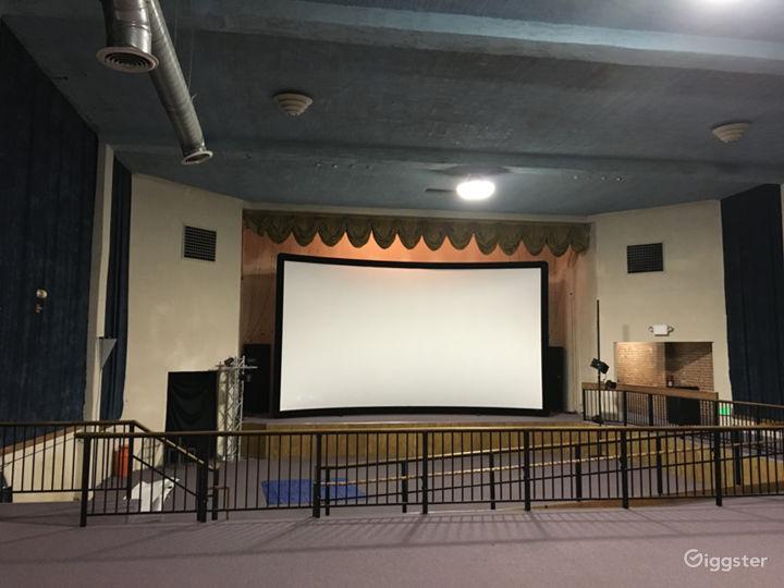 Historic Old Movie Theater & Music Studio Photo 5