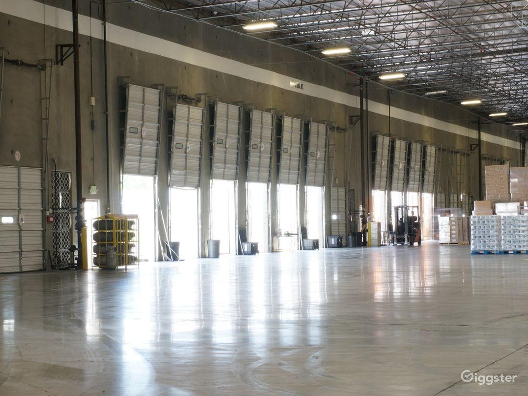 Modern Industrial Warehouse - Fontana, CA  Photo 5