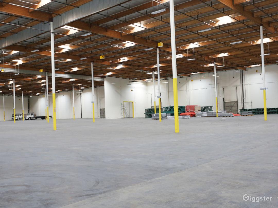 Modern Industrial Warehouse - Fontana, CA  Photo 2