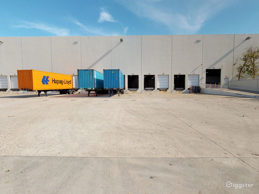 Modern Industrial Warehouse - Fontana, CA  Photo 3