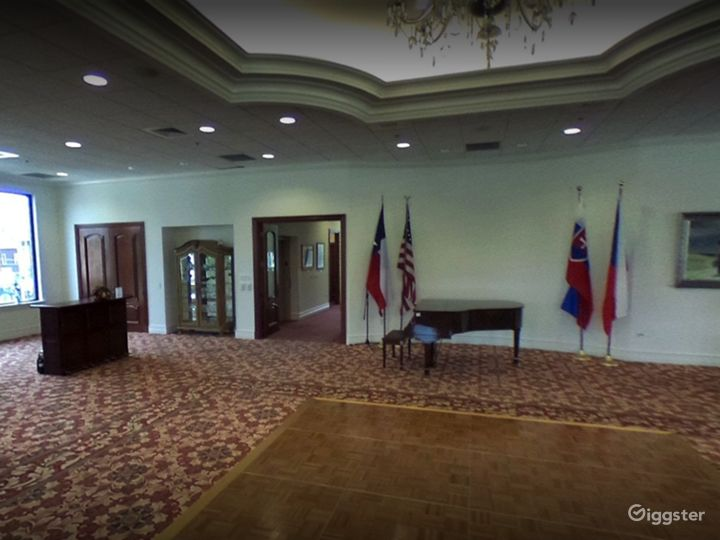 Historical Museum for Events in Houston (Buyout) Photo 2