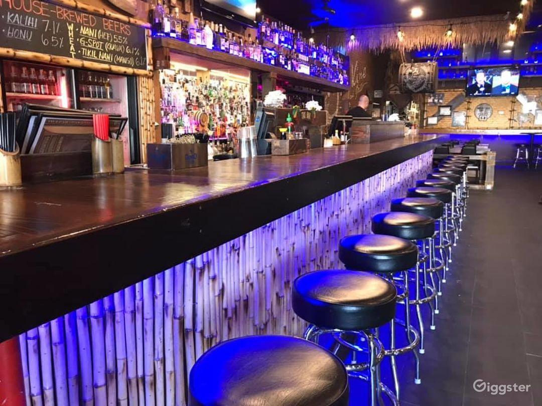 Island Style Tiki Bar in San Jose Photo 1