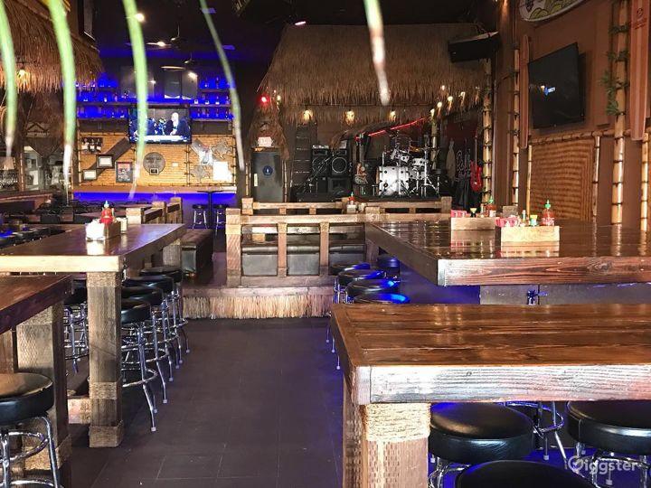 Island Style Tiki Bar in San Jose Photo 3