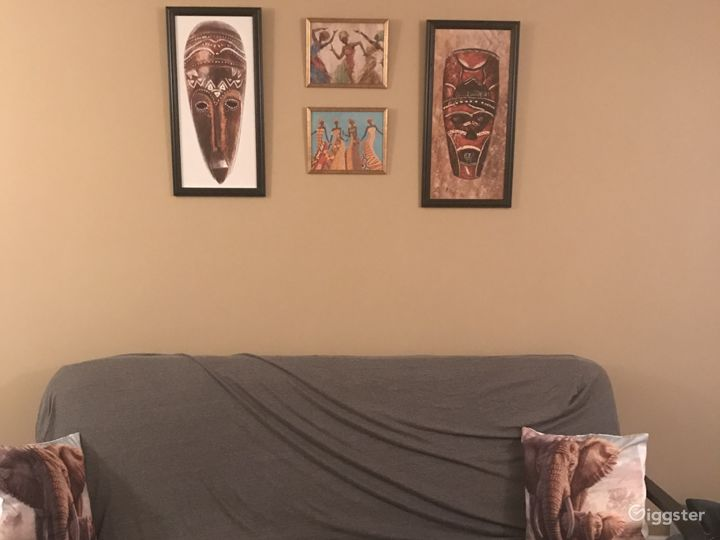 Clean and Sanitized Zen Apartment Photo 3
