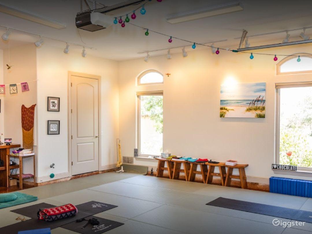 Transcendental Yoga Studio in San Antonio Photo 1