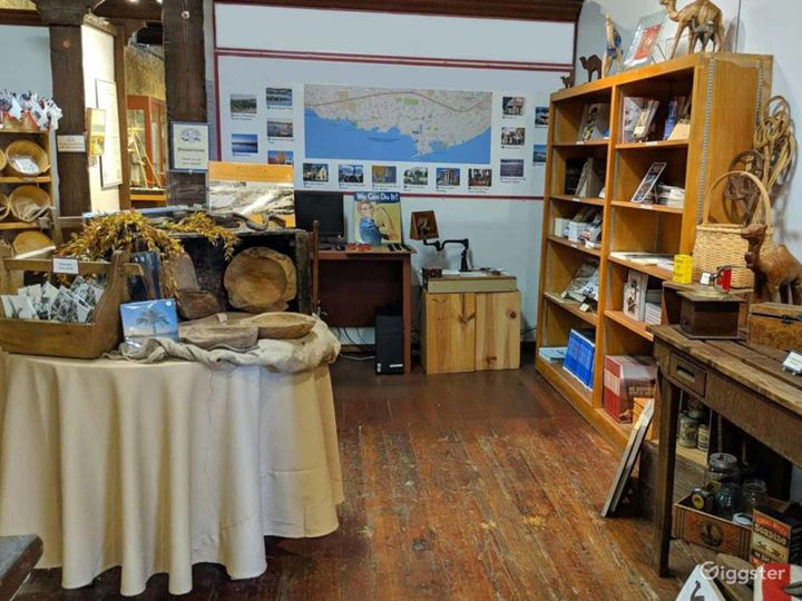 Historical Museum, Hall and Garden Buy-out Venue in Benicia, California Photo 3