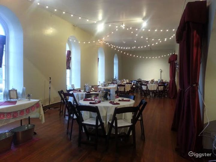 Historical Museum, Hall and Garden Buy-out Venue in Benicia, California Photo 5