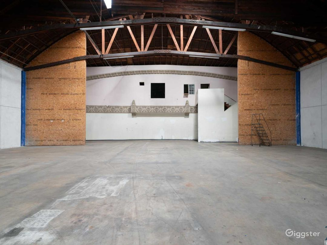Former Theater Warehouse Photo 1