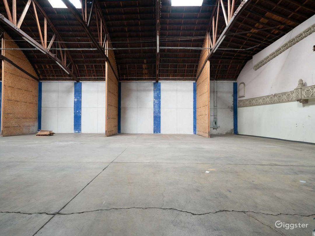 Former Theater Warehouse Photo 3