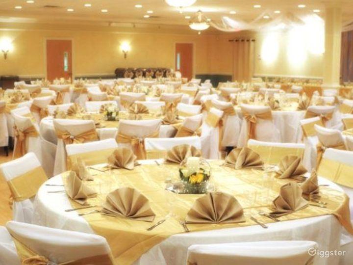 Delightful Ballroom in Charlottesville Photo 2