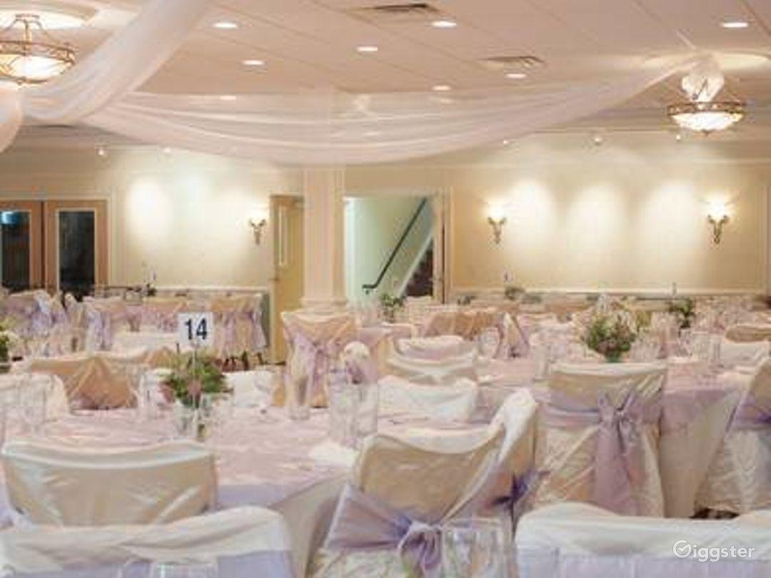 Delightful Ballroom in Charlottesville Photo 1