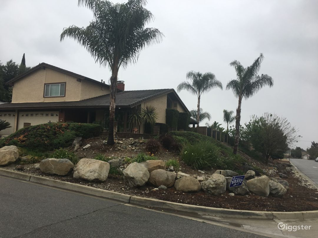 Large corner home in Alta Loma