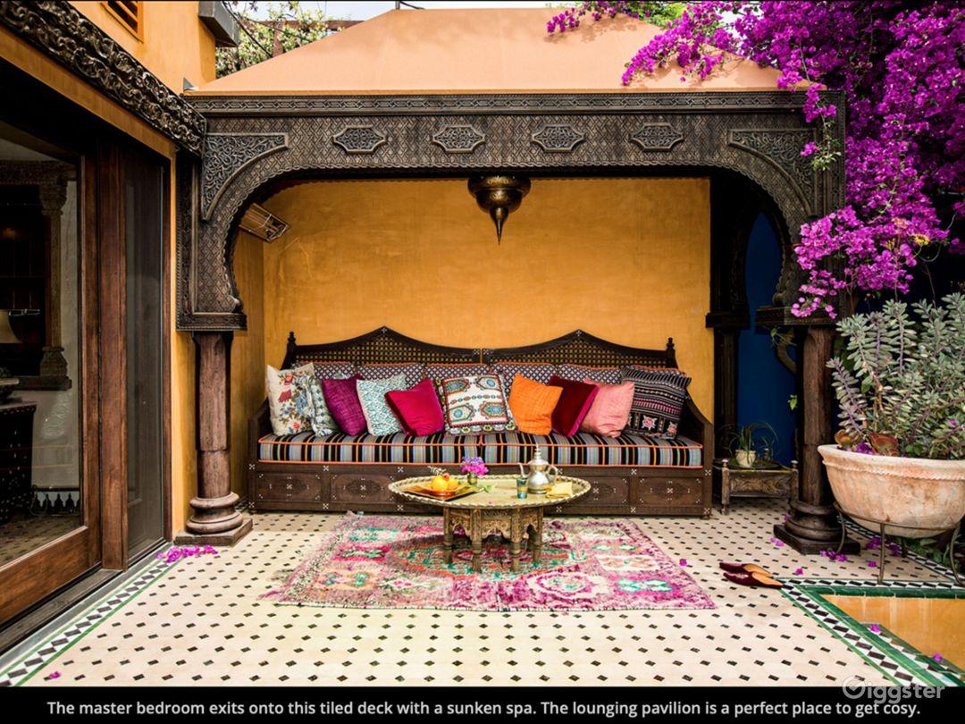 Moroccan Sanctuary House Photo 1