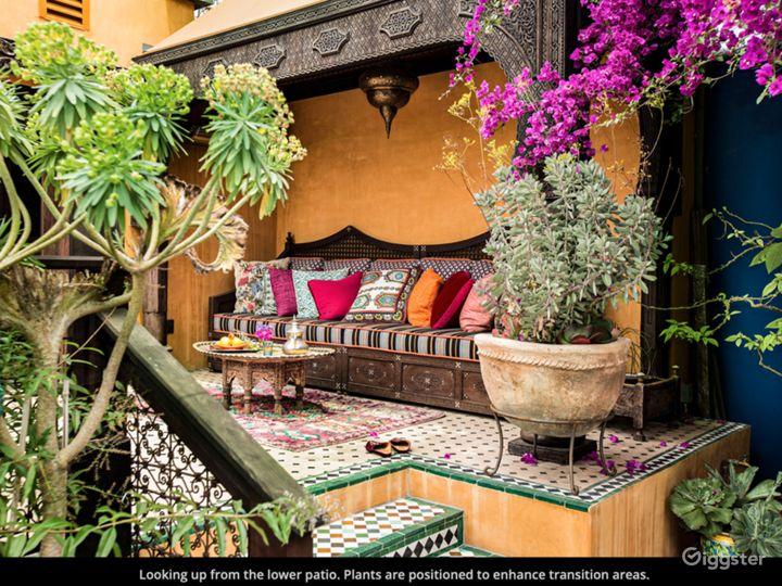 Moroccan Sanctuary House Photo 2