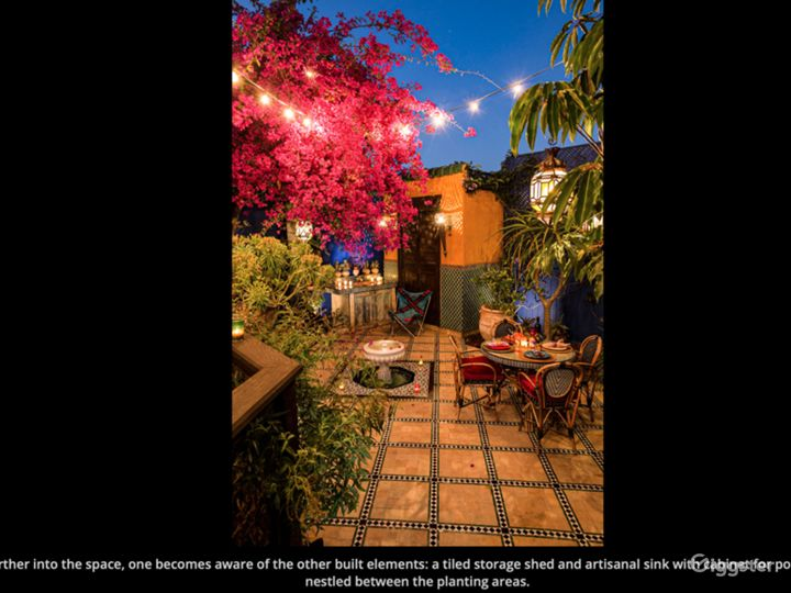 Moroccan Sanctuary House Photo 5