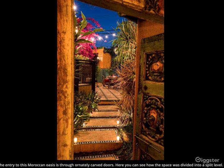 Moroccan Sanctuary House Photo 4