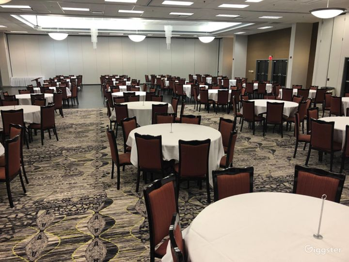Elegant Banquet Ballroom in Bloomington Photo 4