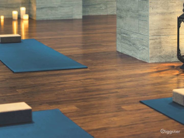 Upscale modern gym and spa: Location 5286 Photo 3